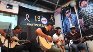 naif - jauh (accoustic) @19th naiffersary
