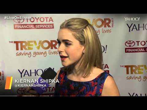 TrevorLIVE LA 2014 Red Carpet: Kiernan Shipka