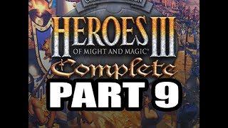 Heroes 3 Expert Playthrough 41 ( HOTA: Under the Jolly Roger ), Part 9