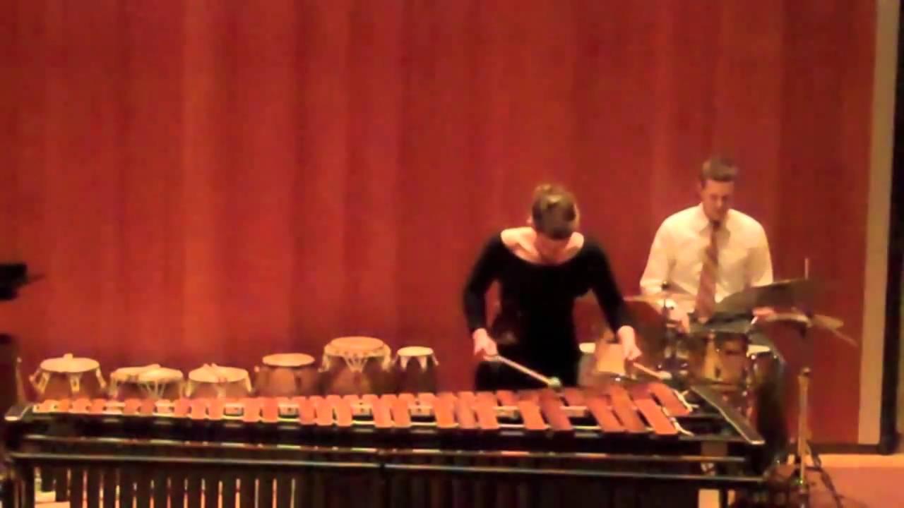 Libertango- Eric Sammut (With Drumset)