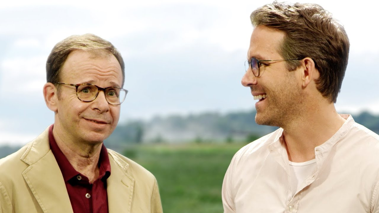 Rick Moranis returns to acting in Ryan Reynolds commercial
