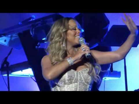 Mariah Carey - Melbourne concert 2013