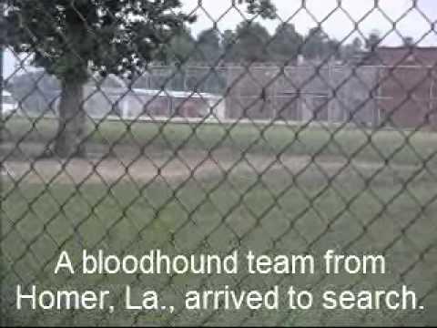 Columbia County jail escape