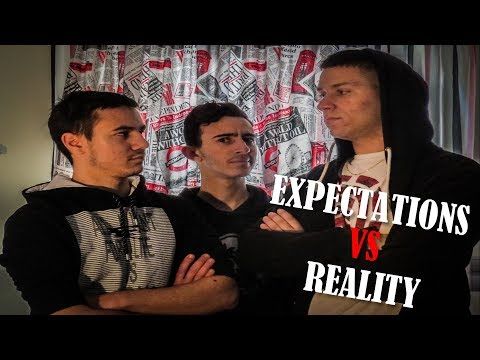 Expectations VS Reality ~ BS Team