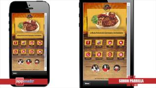 Simon Parrilla Bar and Grill App Review
