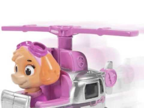 paw patrol la pat 39 patrouille skye 39 s high flyin 39 copter jouets pour les enfants youtube. Black Bedroom Furniture Sets. Home Design Ideas