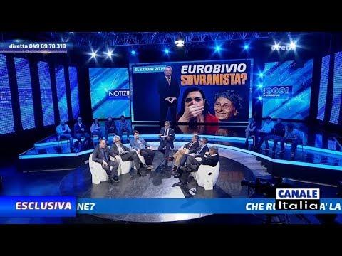 'Elezioni 2019: Eurobivio sovranista ?' | Notizie Oggi Lineasera