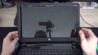 Ноутбук HP 15-r273ng. Заміна екрану.