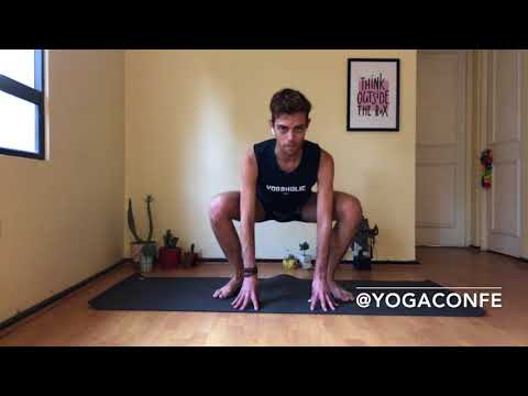 Yoga para la apertura de caderas !