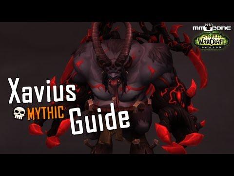 Xavius Guide (MYTHIC) - Smaragdgrüner Alptraum / Emerald Nightmare