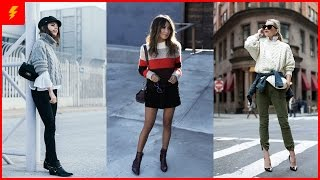 How to Wear Knit Sweaters for This Winter