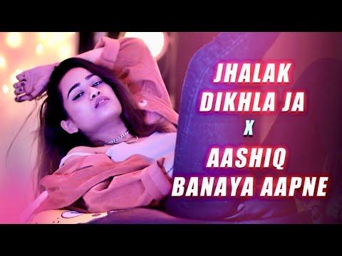 Jhalak Dikhla Ja x Aashiq Banaya Aapne | Cover by Shriya Jain