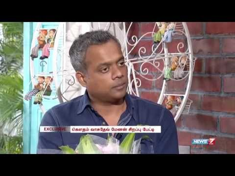 Director Gautam Menon on the making of Yennai Arindhal