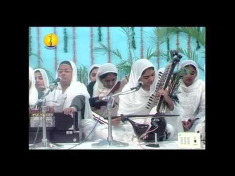 Jawaddi Taksal : Adutti Gurmat Sangeet Samellan 2010 : Students Baba Kundan Singh Sangeet Academy