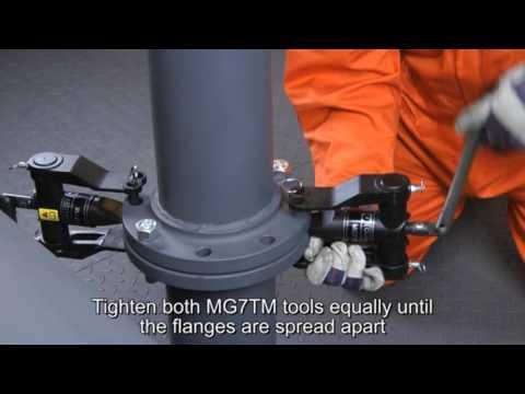 Separador de Flange Mecanico (mini-gap) MG7TM - Equalizer