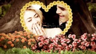 Слайд шоу - Свадебный сад