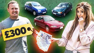 £300 Cheap Car Challenge