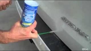 Oprava Karoserie stlačeným vzduchem