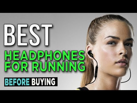 TOP 5: Best Headphones For Running 2017