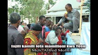 Injili kamili ya kristo na  Mch. Alfred Mollel