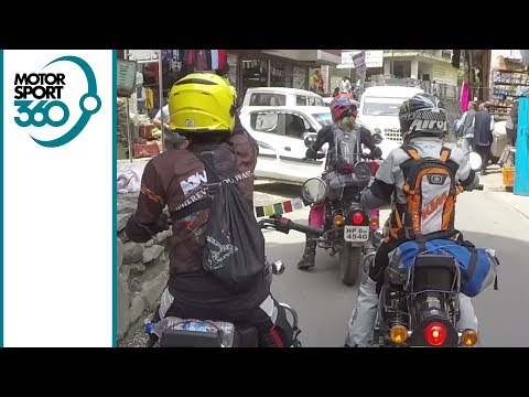 From motorbikes to the Himalayas - The Moto Women Only