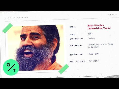 How Baba Ramdev Built a Indian Business Empire