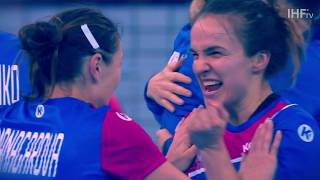 Norway vs Russia | Bronze medal match highlights | 24th IHF Women's World Championship, Japan 2019