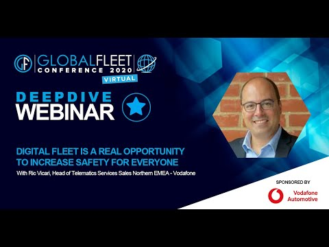 Digital fleet is a real opportunity to increase safety for everyone