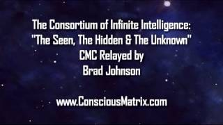 The Seen, The Hidden & The Unknown - Consortium of Infinite Intelligence