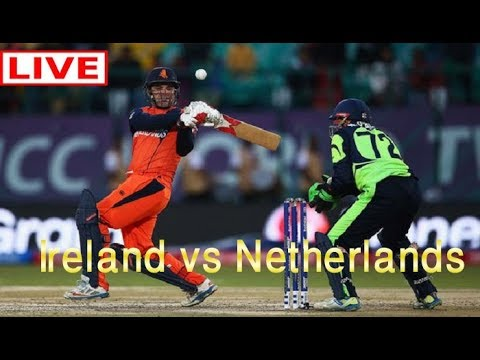 Ireland vs Netherlands, 21st Match -ICC Intercontinental Cup, 2015-17 Live Cricket Score, Commentary