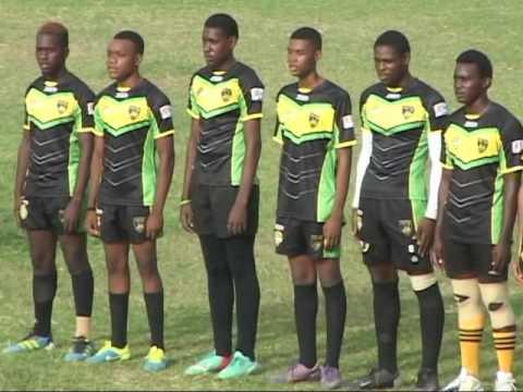 Jamaica vs Canada Rugby League U17, Aug. 2016