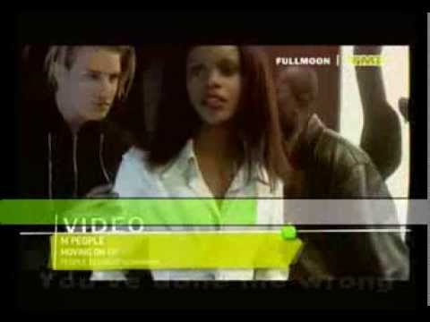 M People - Moving on up  karaoke mr Magic wmv