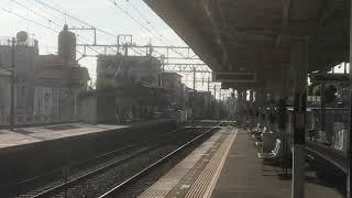 山陽5000系5702F直通特急阪神大阪梅田行き 藤江駅通過