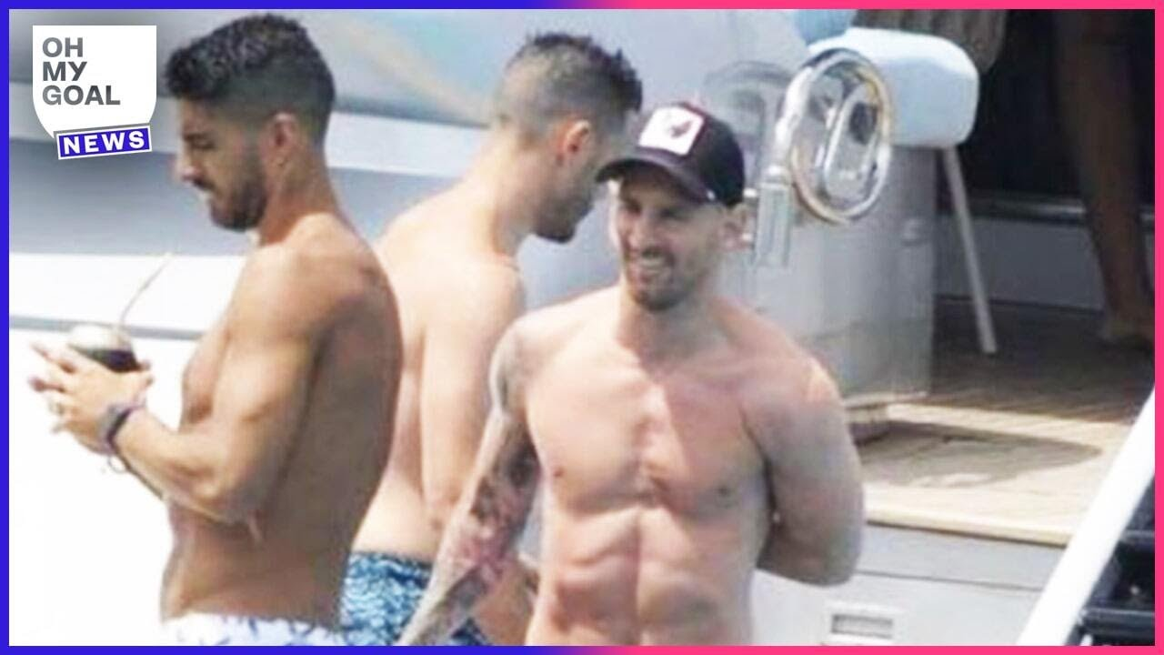 Why Lionel Messi MISSED the resumption of Barça training and is still on vacation | Oh My Goal