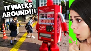 Amazing Vending Machines That Will Blow Your Mind !