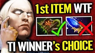 WTF Build Necronomicon 1st !!? Pushing Invoker Tactic Most Fun Dota 2 Gameplay by Admiralbulldog
