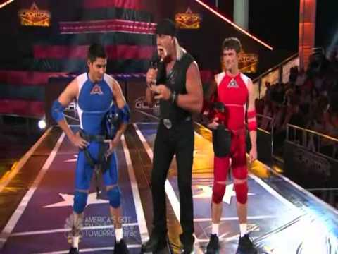American Gladiators - S02Ep08 - Season 2 - Full Episode