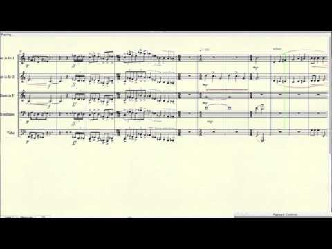 Super Mario: The Brass Quintet