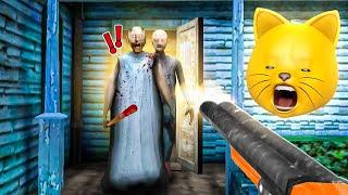 I BEAT GRANNY 3 HARD MODE.. (Full Gameplay) screenshot 5
