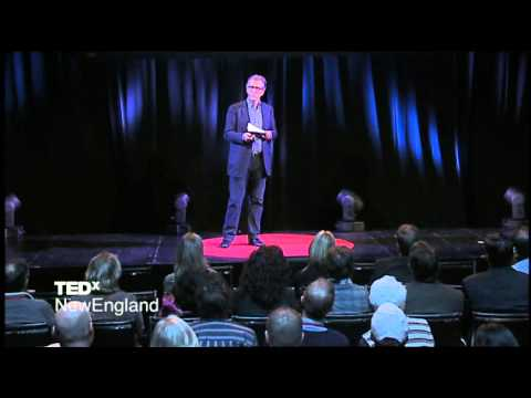 A culture stuck on pause in a fast-forward age: Kurt Andersen at TEDxNewEngland