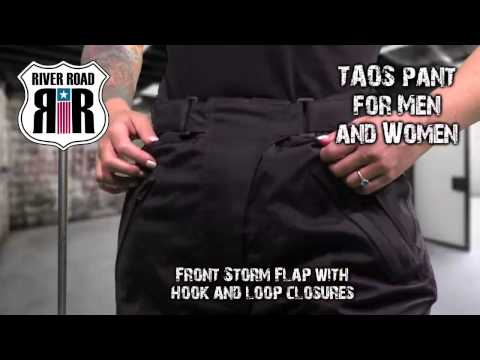 River Road Taos Riding Pants in Men's or Women's • available at J&P Cycles