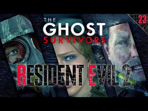 RESIDENT EVIL 2 Remake #23 | DLC: GHOST SURVIVORS | Gameplay Español