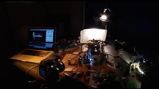 """Advanced Lighting for BrickFilms (Behind the Scenes of """"No One Understands"""")"""