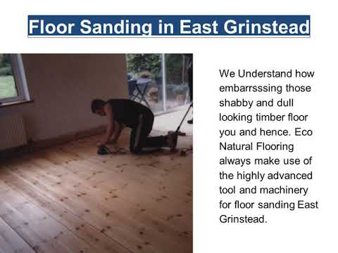 Floor Sanding in Tunbridge Wells   Eco Natural Flooring