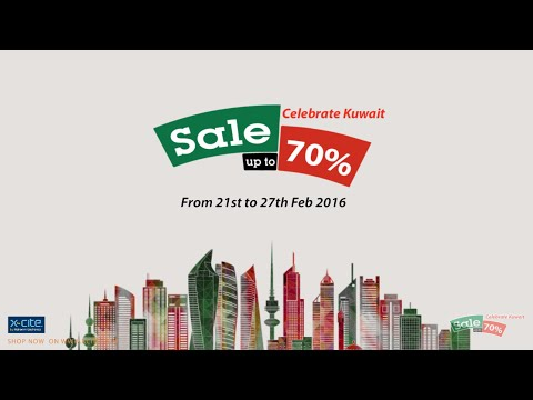 SALE Up To 70% In X-cite By Alghanim Electronics