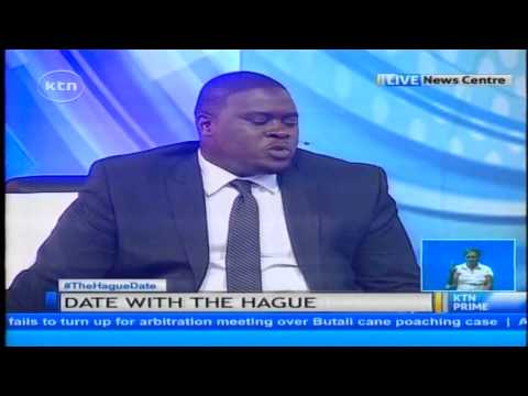 The hague dates Studio discussions: Was the President's Decision to go to hague right??