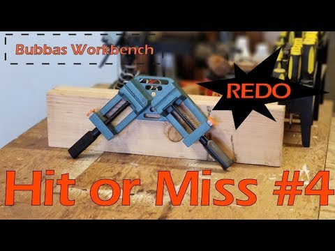 hit-or-miss-#4-(redo)-harbor-freight-corner-clamp