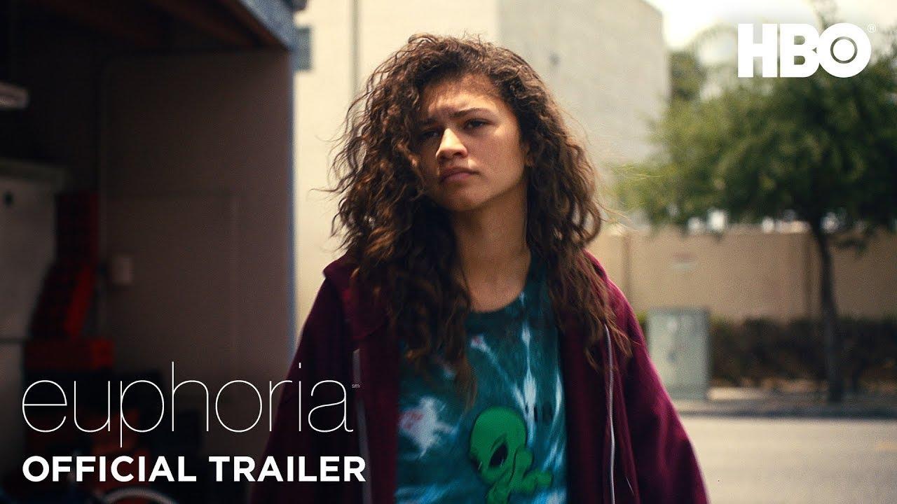 Download EUPHORIA: Season 1 • Official Trailer   HBO • Cinetext