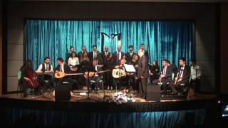 Muş Valilik Korosu ile Alparslan Üniversitesi Sağlık Günleri Konseri