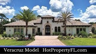 New Luxury Model Home Tour | Lake Mary, FL. | 3,673 sq ft. | $1,239,000 | Furnished